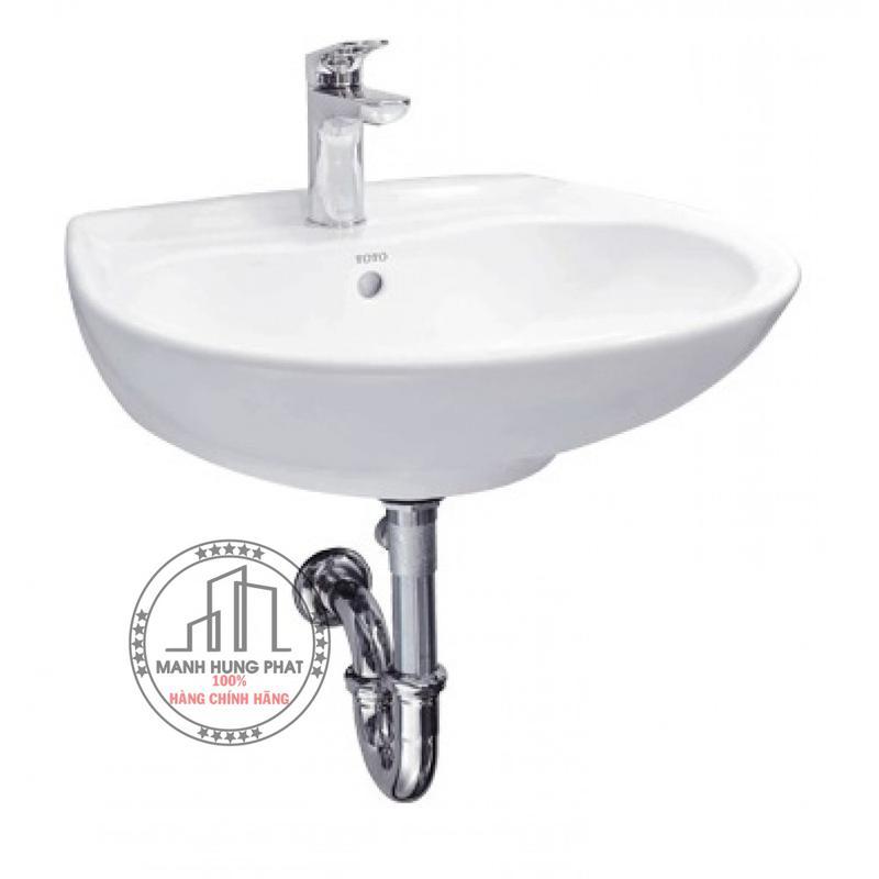 Chậu lavabo TOTO LT300C treo tường