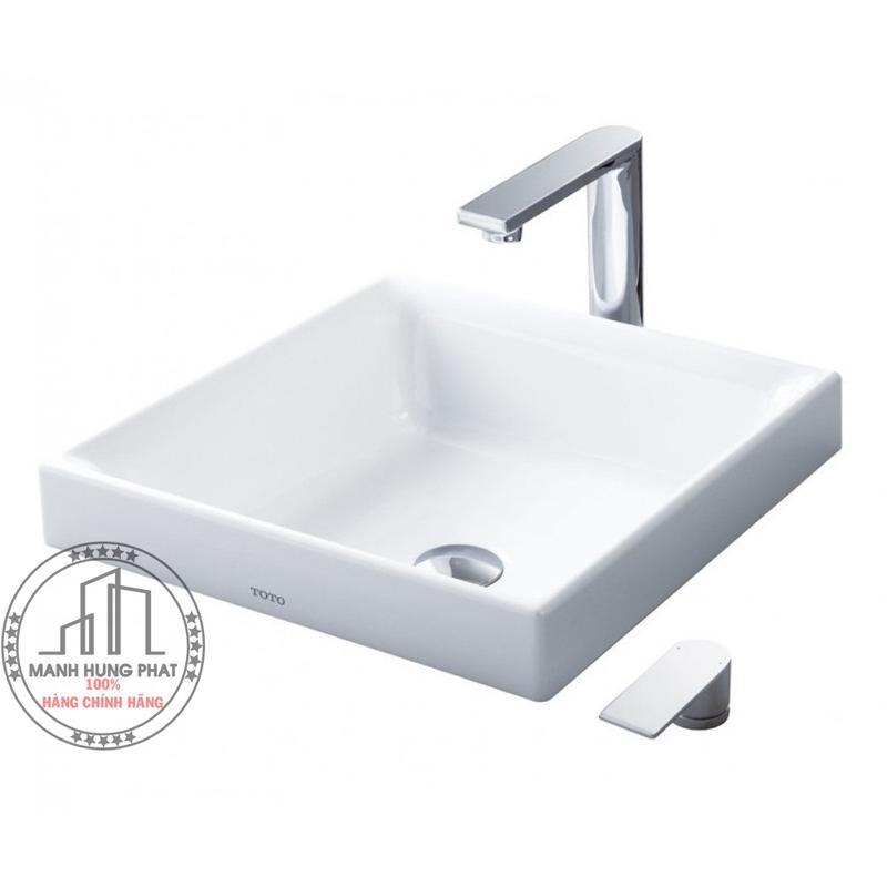 Chậu lavabo TOTO LW1714B đặt bàn