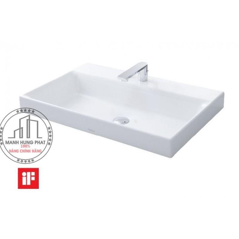 Chậu lavabo LW1617C đặt bàn