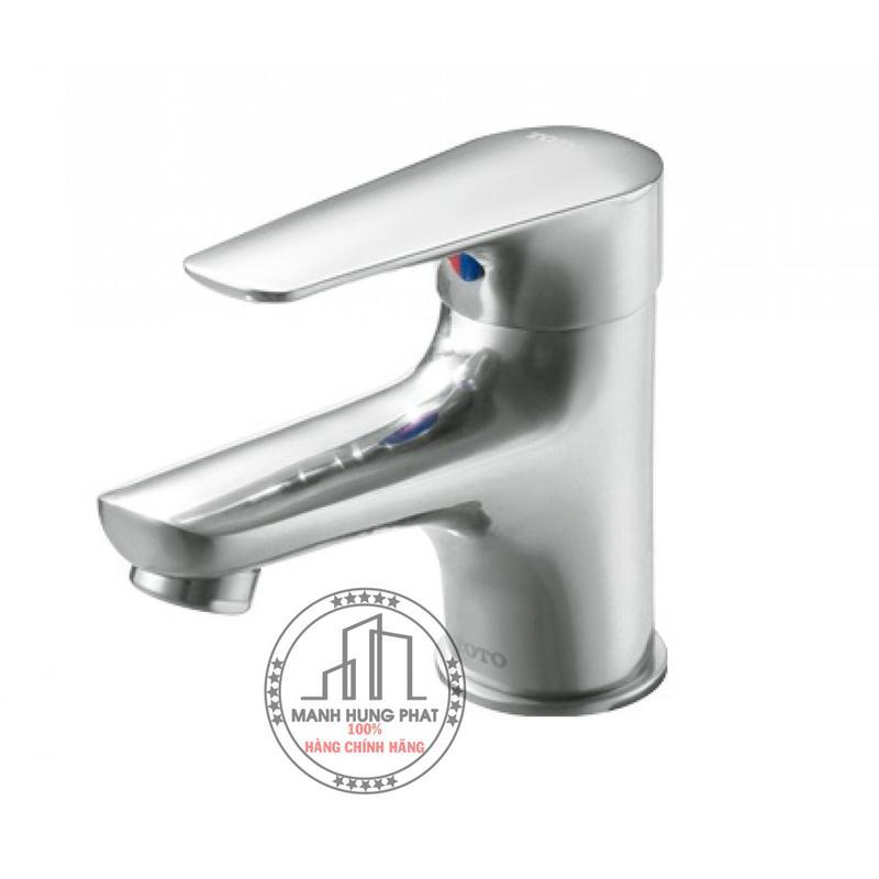Vòi chậu lavabo TOTO DL354N nóng lạnh