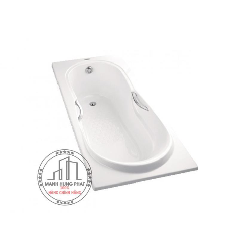 Bồn tắm PAY1570DH#W/DB501R-2B/TVBF412