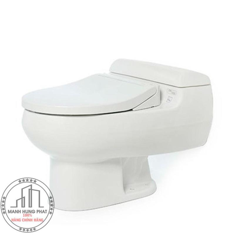 Bàn cầu một khối kèm nắp rửa Eco-washer MS436E2