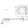 Nắp rửa cơ Ecowasher TOTOTCW07S