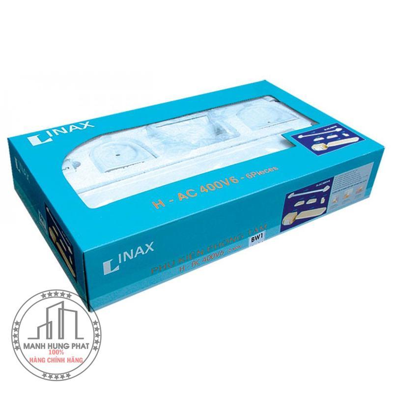 Bộ phụ kiện phòng tắm INAX H-AC400V6 6 món