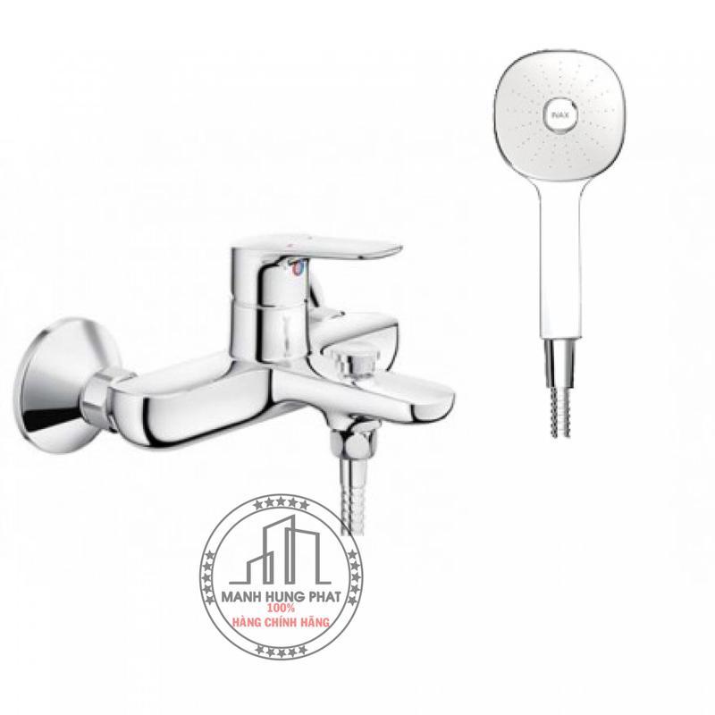 Vòi sen tắm INAX BFV-1403S-8C nóng lạnh