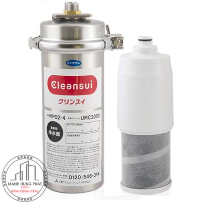 Thiết bị lọc nước Cleansui MP02-4