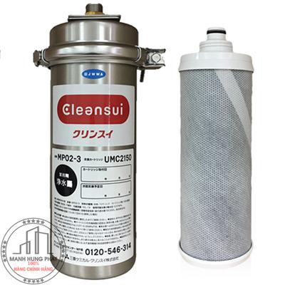 Thiết bị lọc nước Cleansui MP02-3