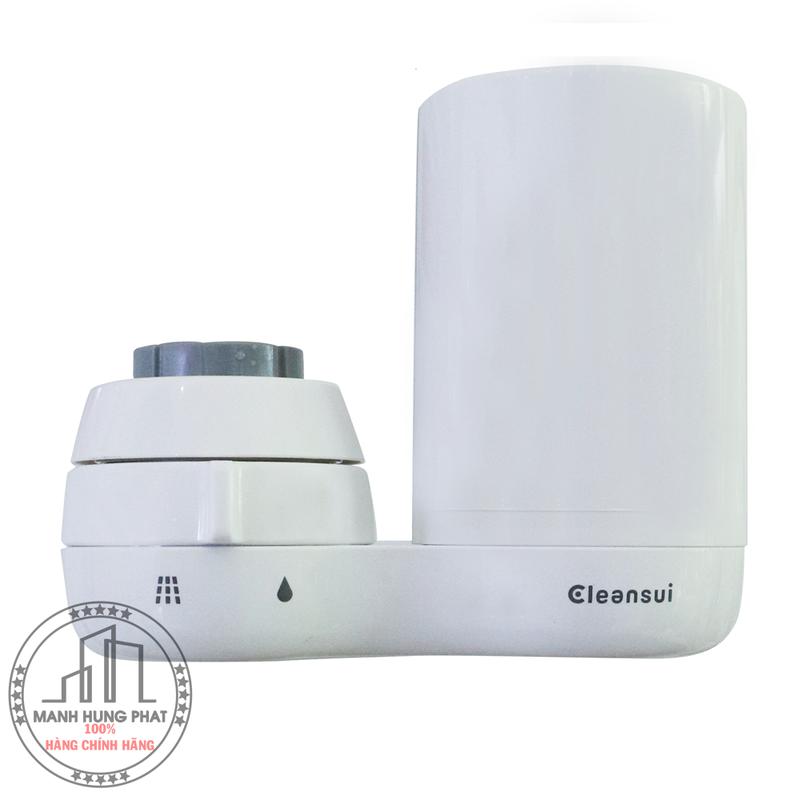 Thiết bị lọc nước Cleansui EF401 lắp tại vòi