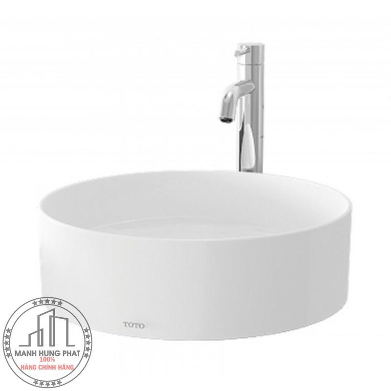 Chậu rửa lavabo TOTO LW573JW/F đặt bàn