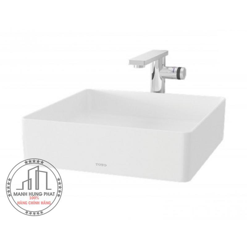 Chậu rửa lavabo TOTO LW574JW/F đặt bàn